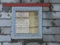 Подоконники алюминиевых окон
